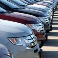 Photo of cars for fleet insurance